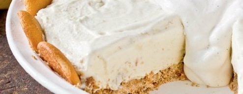 Recipe Banana Pudding Ice Cream Pie
