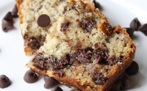 Recipe chocolate-chip-banana-bread