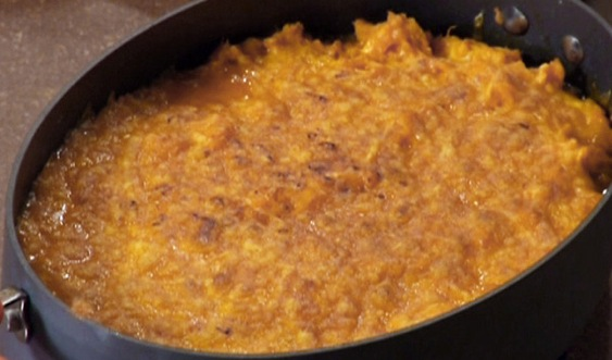 Recipe Turkey Sweet Potato Shepherd's Pie