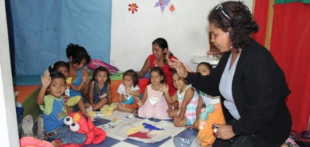 Early Childhood Education is GROWing in Ecuador