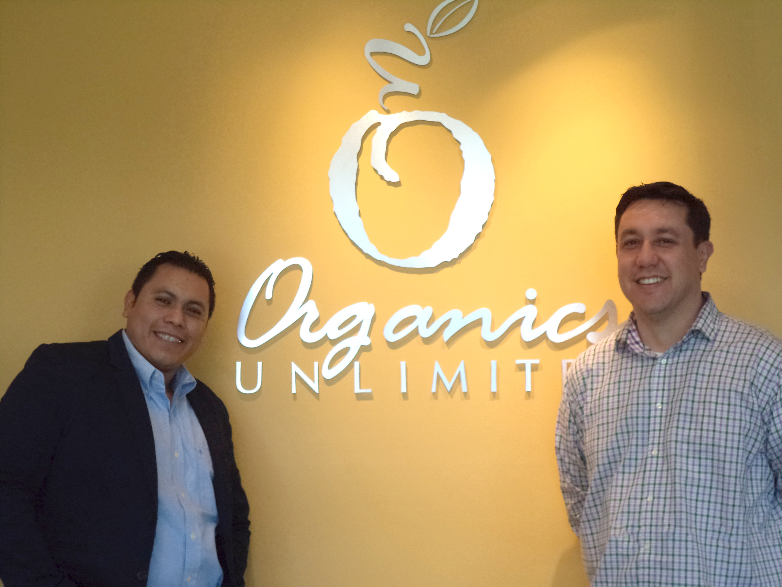 OU Bananas – Marco Garcia (Left) and George Pazos (Right)