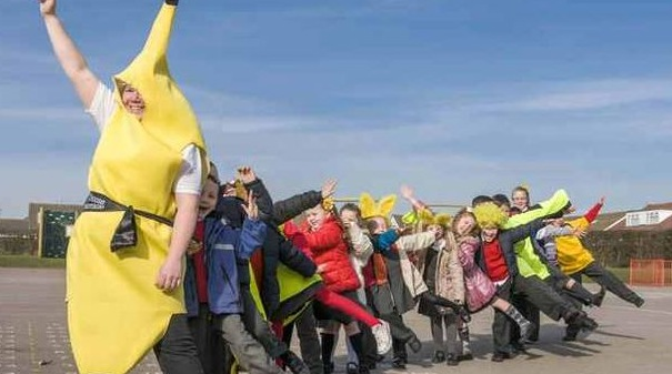 Bananas Teacher Appreciation Week