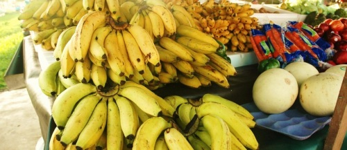 Highlight Organic Bananas During Fresh Fruit and Veggie Month