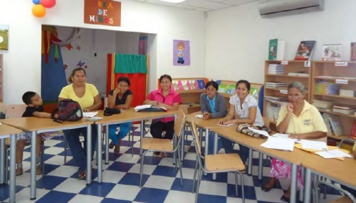 GROW Ecuador Early Childhood Education Project Update 16