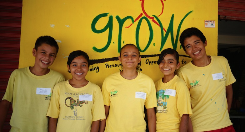 Prepare for GROW Month this September