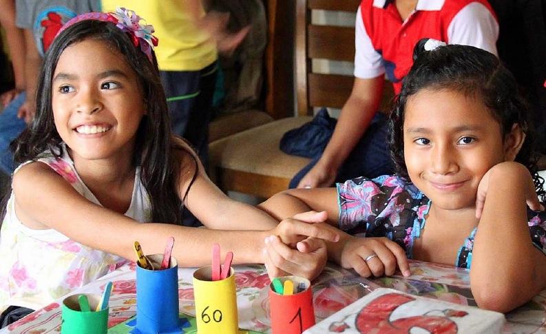 GROW Bananas Organics Unlimited Ecuador Tutoring Program 23