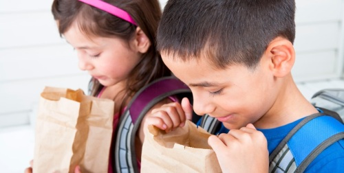GROW Healthier Lunches for Back to School