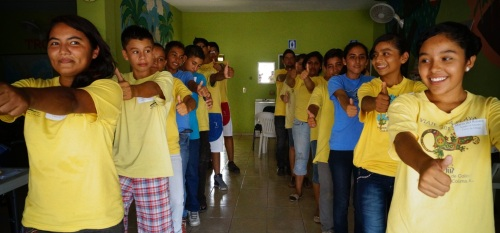GROW Month 2014 Updates from Project Amigo