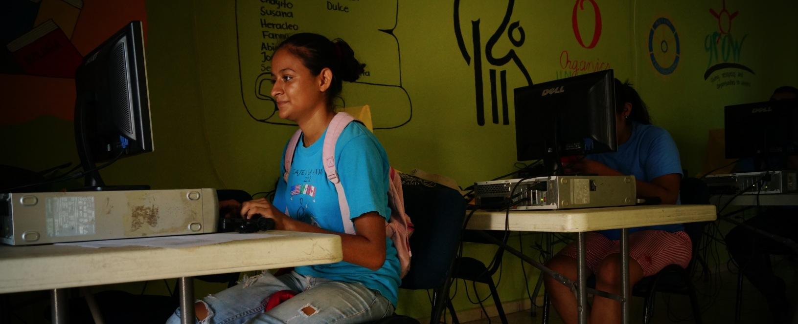 GROW Scholar Esperanza August 2014
