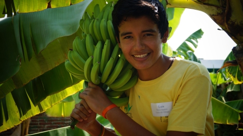 Luis GROW Scholar Update September 2014