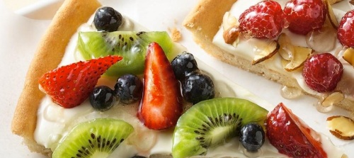 Recipe Easy Fruit Pizza
