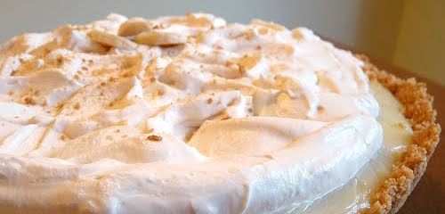 Recipe Banana Cream Pie