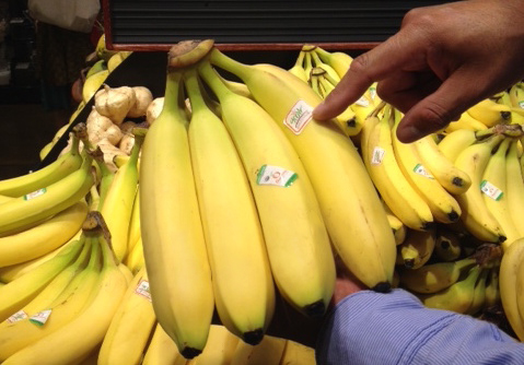 Plan Ahead for a Fruitful 2015 with Organic Bananas