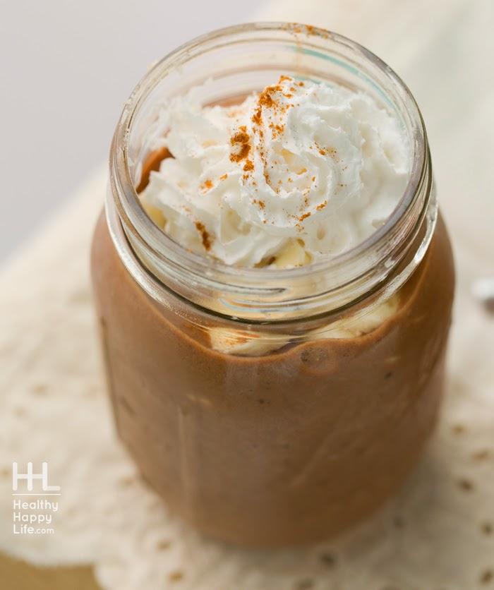 Recipe Frozen Banana Hot Cocoa