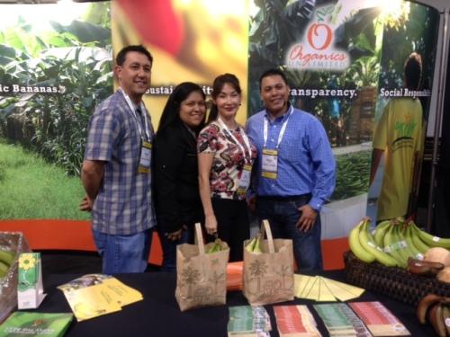 Organics Unlimited 2014 PMA Fresh Summit